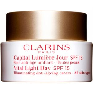 Clarins Capital Lumiere Jour SPF 15